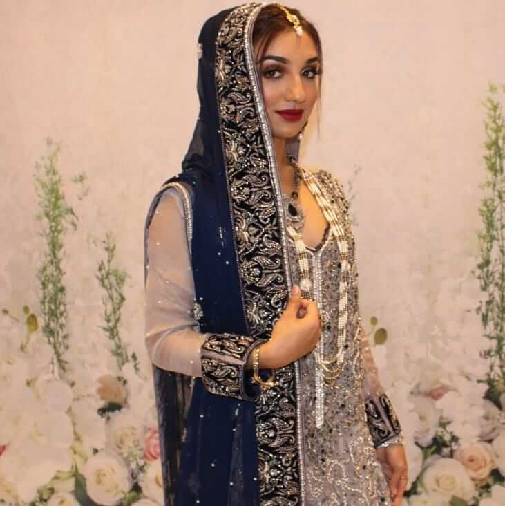 Pakistani bridal wear in London